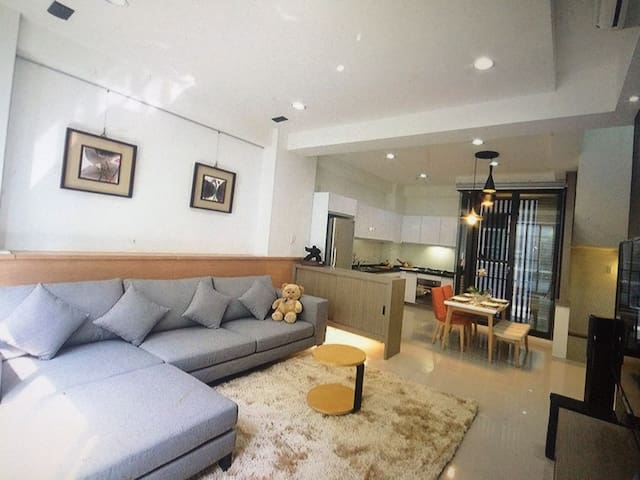 Is a wonderland - 德阳市 - Appartement