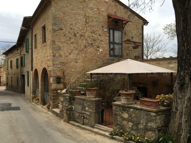 Casetta Gavignano - Поггибонси - Дом