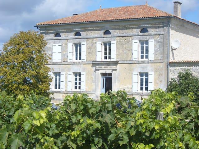 Les Claveaux-  Majestic Maison de Maitre - Moulidars