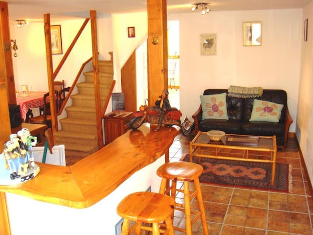 Holiday cottage sweet home 8 pers - Ravenoville - Hus