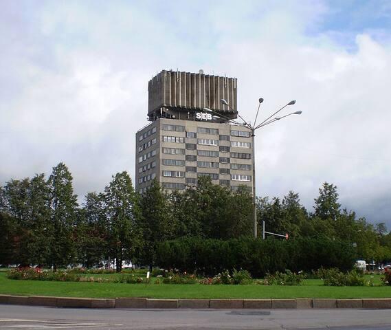 Квартира в центре Нарвы - Narva - Lägenhet