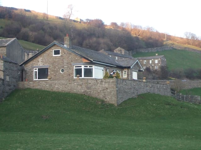 3-bed Yorkshire Dales cottage with stunning views - North Yorkshire - Huis