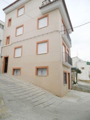 Apartamentos Benafer- 1ºentre Valencia y Castellón - Benafer - Appartement