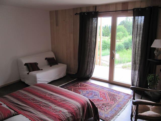 Chambre et table d'hôtes  - Recologne - Casa cova