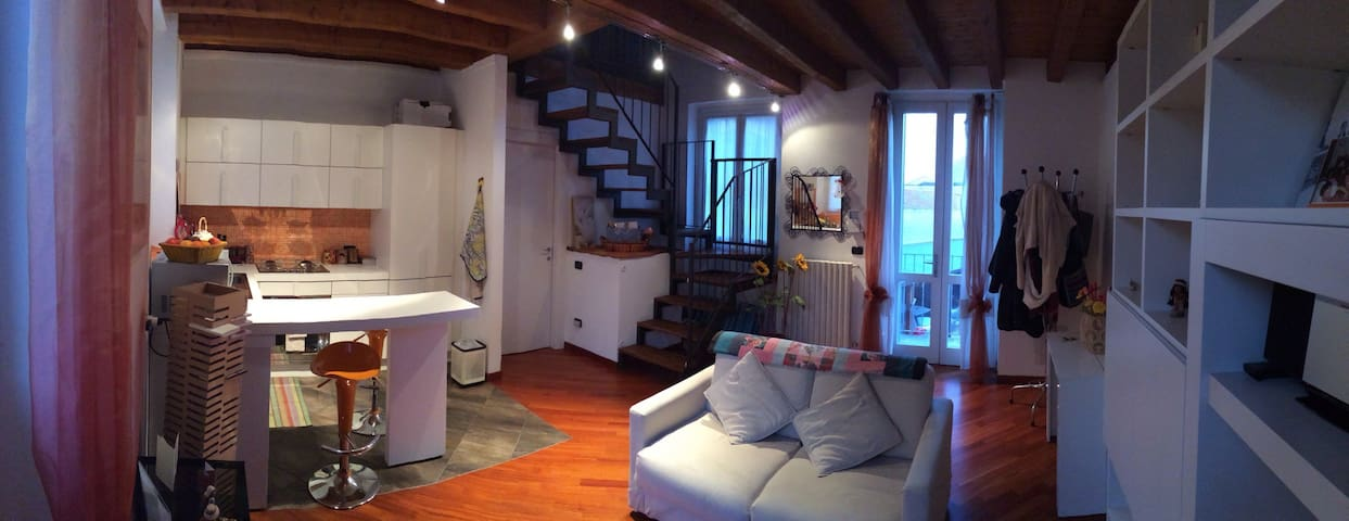 LOVELY LOFT in MONZA - Monza - Loft