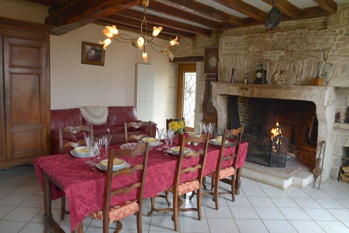 gîte la Vannageoise - Les Riceys - Hus
