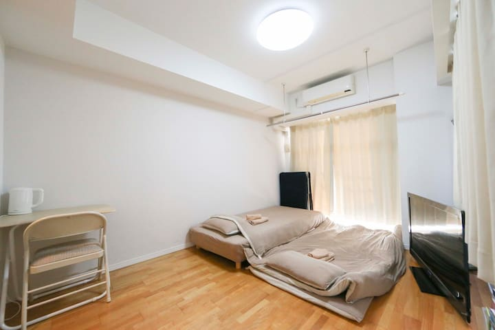 Asakusa Akihabara Ueno!! Free Wifi! #A9 - Arakawa-ku - Apartament