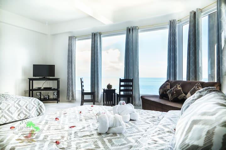Ocean view(30min Whale Watching) R1 - Boljoon - Bed & Breakfast