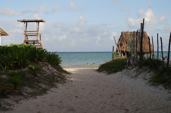 Playa del Carmen studio by the beach - Playa del Carmen