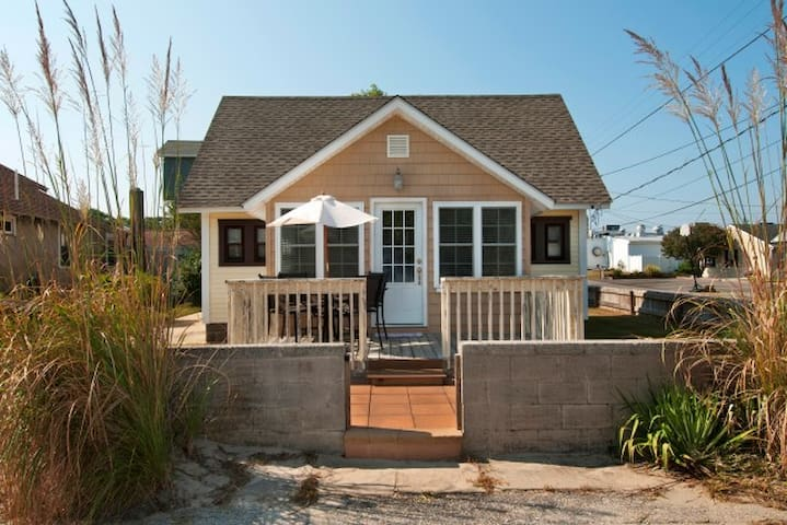 Darling 2BR Home on Delaware Bay - Villas - Casa