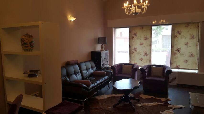 Stadsappartement: business/pleasure up to 3 p - Neerpelt - Apartamento