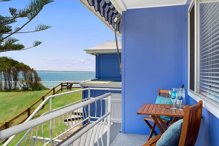 Ocean Blue Apartment Four - apartment on 2nd level - Currarong - Appartement