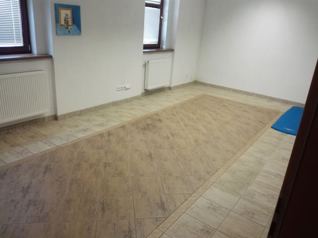 A big room in a small house - Beroun