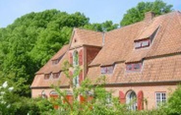 Entspannung im historischen Speicher an der Ostsee - Windeby - Oda + Kahvaltı