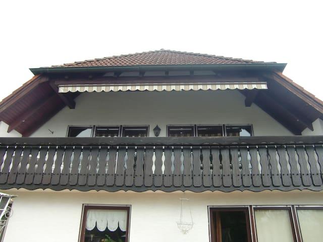 ferienwohnung-guenztal - Günzburg - Leilighet