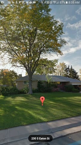 Big & Private/10 min from downtown - Lakewood - Maison