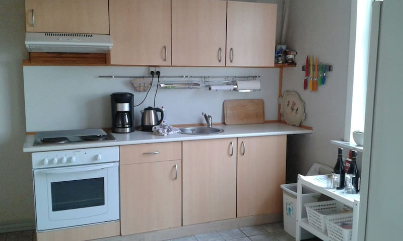 Dobbeltværelse og enkeltværelse - Rødekro - Lägenhet