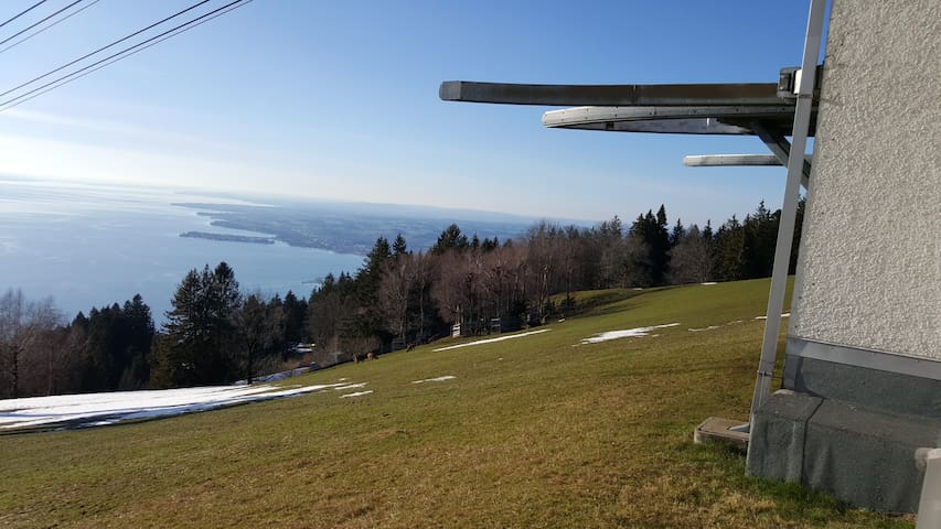 2nd Private room in Paradise! Close to everything - Friedrichshafen - Lägenhet