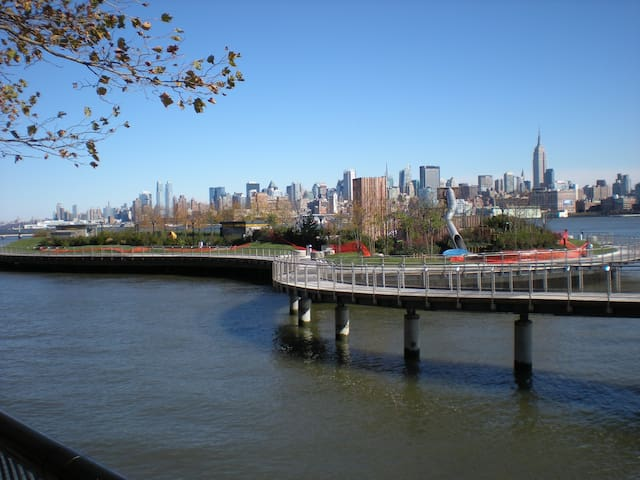 Room available in Hoboken, NJ - Hoboken - Bed & Breakfast
