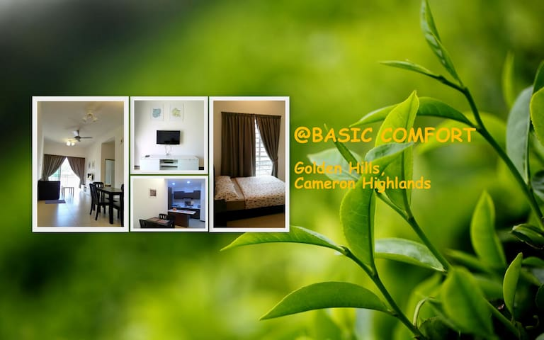 @BASIC COMFORT, Golden Hills - Brinchang - Appartement