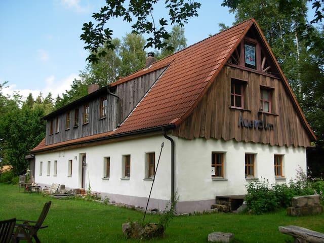Relaxen in der Oase - Bischofsgrün - Huis