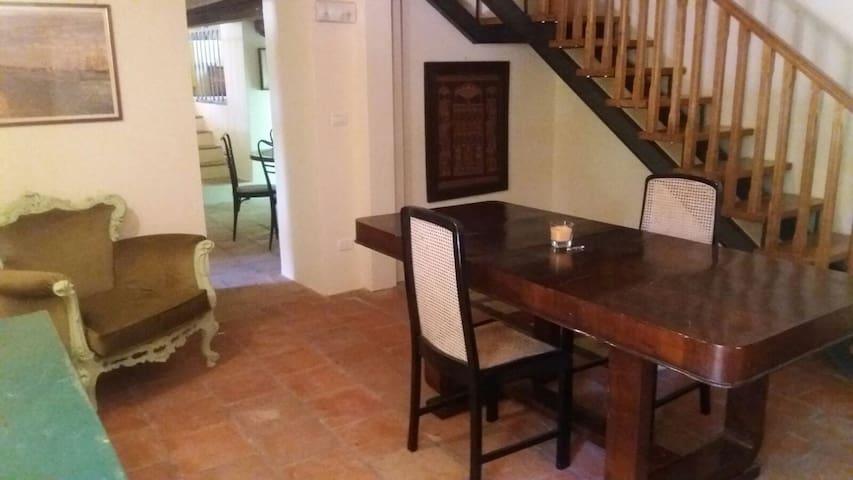 Villa Caterina con maneggio room 4 - Montescudo - Apartamento