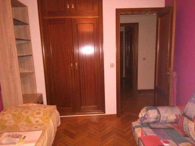 Habitación en piso compartido - Valladolid - Otros