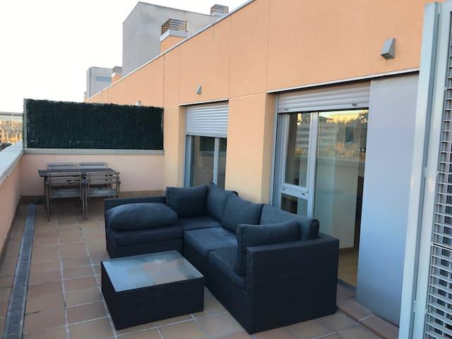 Gran Atico en Las Tablas - Madrid - Appartement
