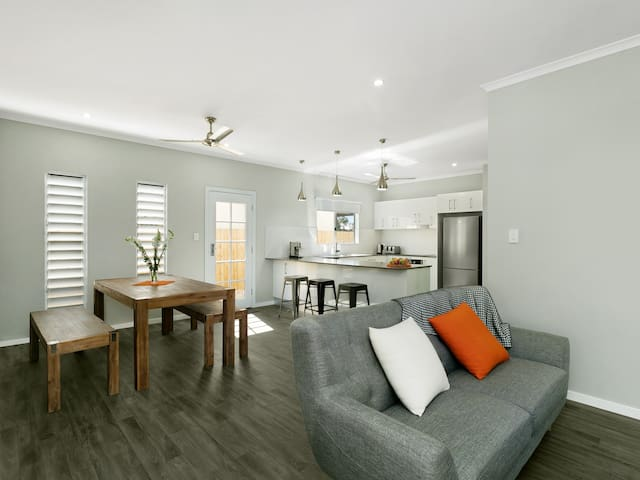 Estilo 1 - Private bathroom, 10min walk to city - Parramatta Park