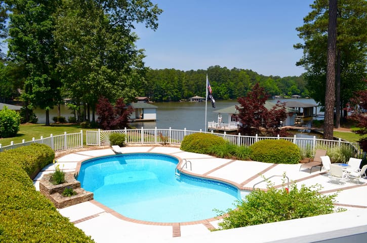 Your Lake Gaston Vacation Retreat! - Littleton - Casa