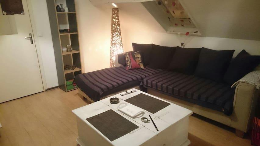 Bienvenue chez moi ... - Pithiviers - Daire
