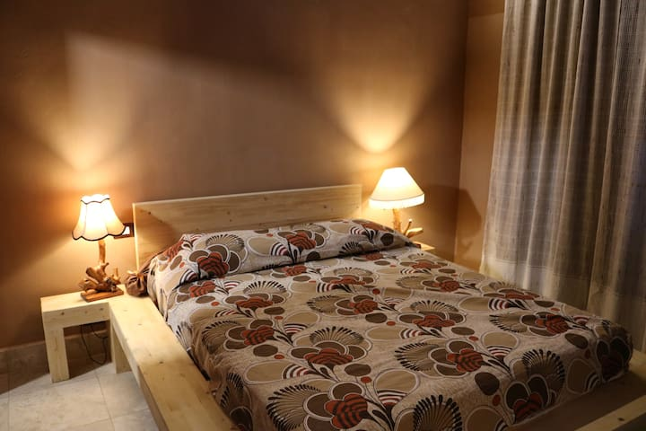 Camera rossa B&B Casa Mattia - Cisterna di Latina - Bed & Breakfast
