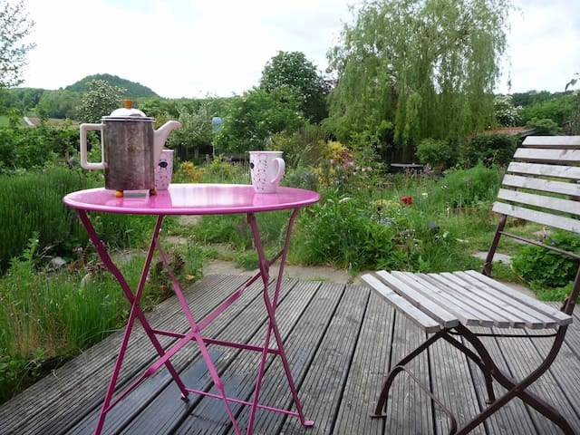 Welcoming house in small permaculture paradise - Aachen/Eschweiler - Hus