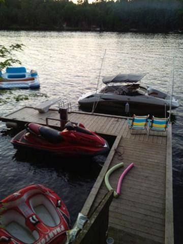 Muskoka Cottage on the Severn River - Coldwater