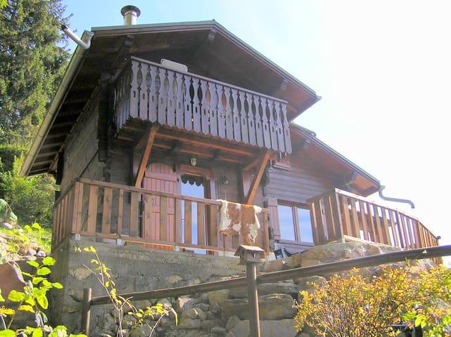 Little chalet in the French Alps - Verchaix - Chalet