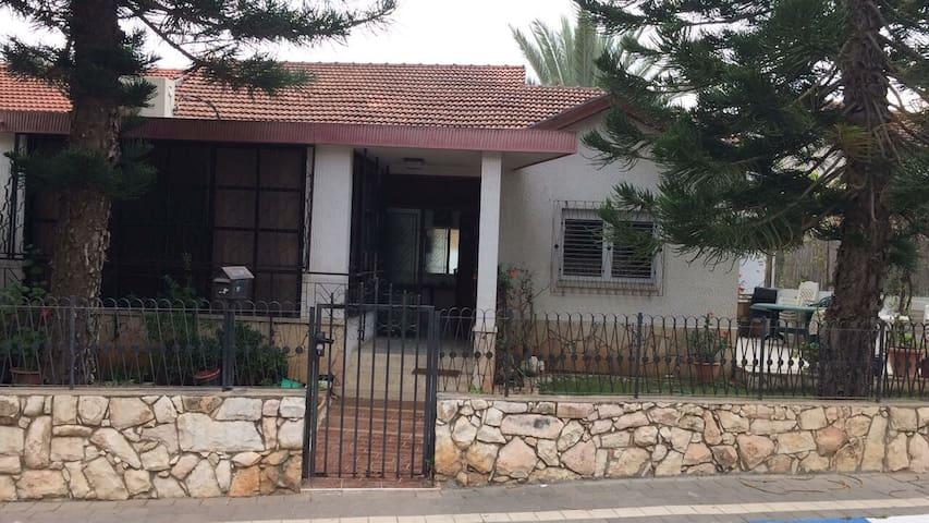 Super Prime Location Private House - Tel Aviv-Yafo - Huis
