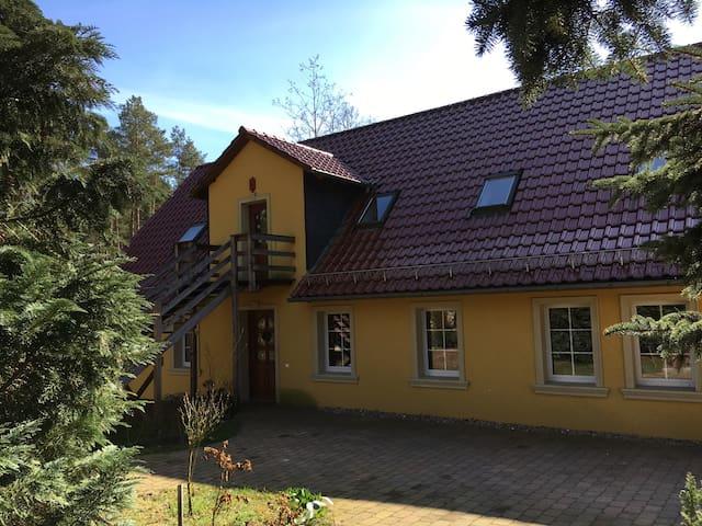 Finca Esperanza lädt zum Träumen ein! - Rheinsberg - Apartment