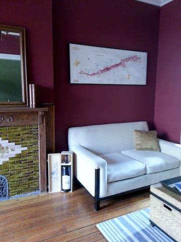 Kelker Haus - Midtown spacious rowhome - 해리스버그 - 단독주택