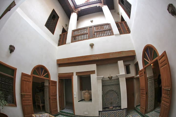 Gorgeous medina house. - Fes - Hus