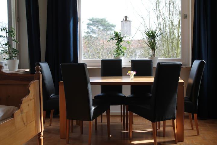 Flüsseviertel (4 Zimmer) in Kassel-Wilhelmshöhe - 卡塞爾 - 公寓