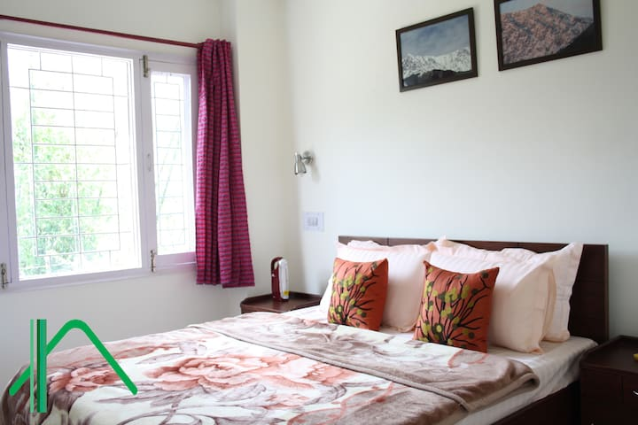 Service Apartment in Dharamshala - Dharamsala - Appartement