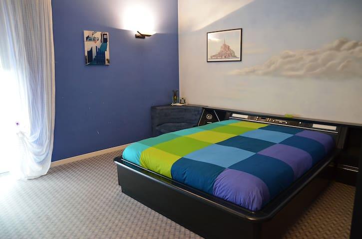 Luminoso app.to al centro d'Italia - Rieti - Appartement