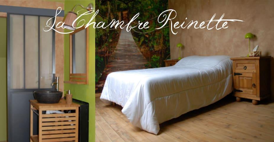 Chambre Reinette - Suzanne - Rumah