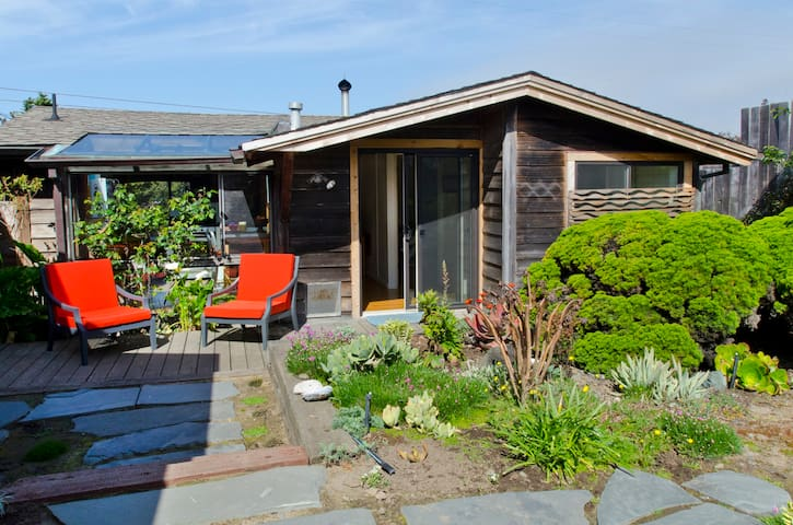 Knix's Cabin at Salmon Creek - Bodega Bay - Haus