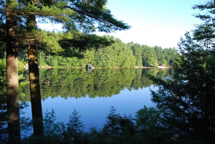 Family Home in the Adirondack Mnts - Lake Luzerne - Casa
