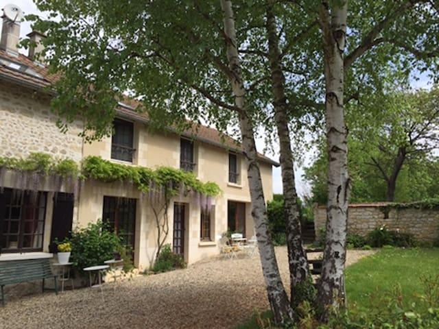 Gîte rural de Bouffignereux - Bouffignereux - Casa