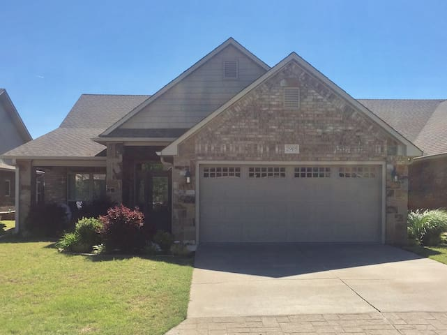 East side home in Fort Smith - Fort Smith - Maison