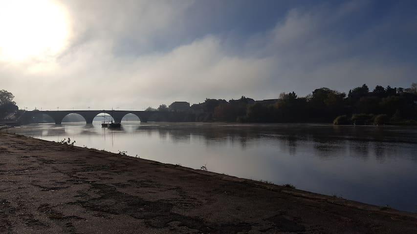 Logement à deux pas de la Dordogne - Bergerac - Leilighet
