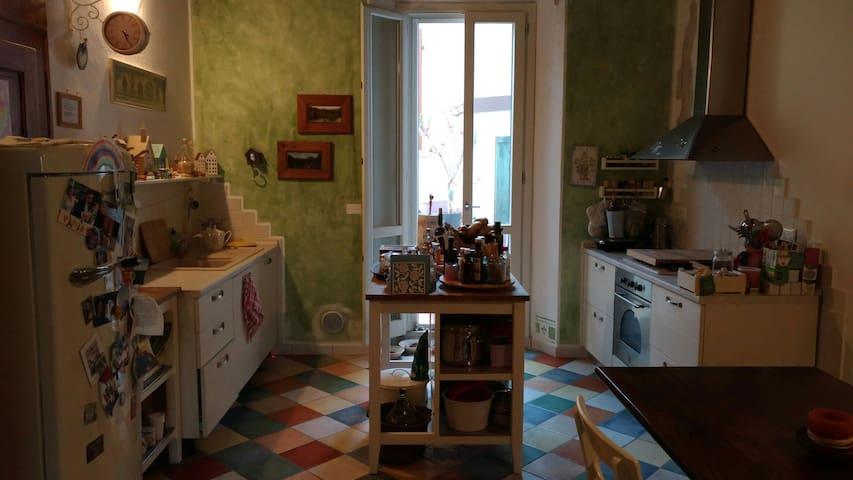 Intera casa in centro storico! - Modigliana - Ev