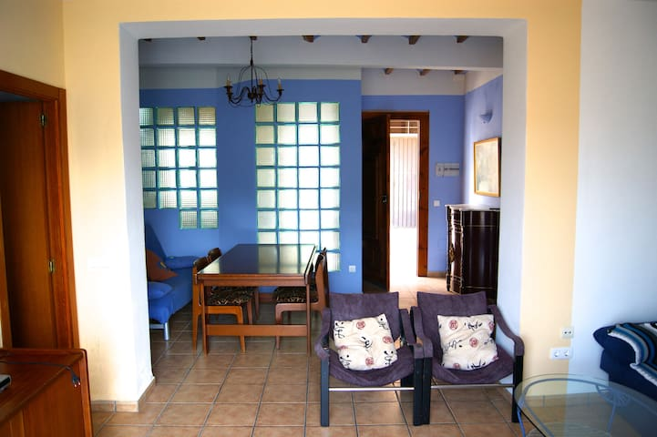 Cottage in the mountains of Spain. - Vall de Almonacid - Apartemen